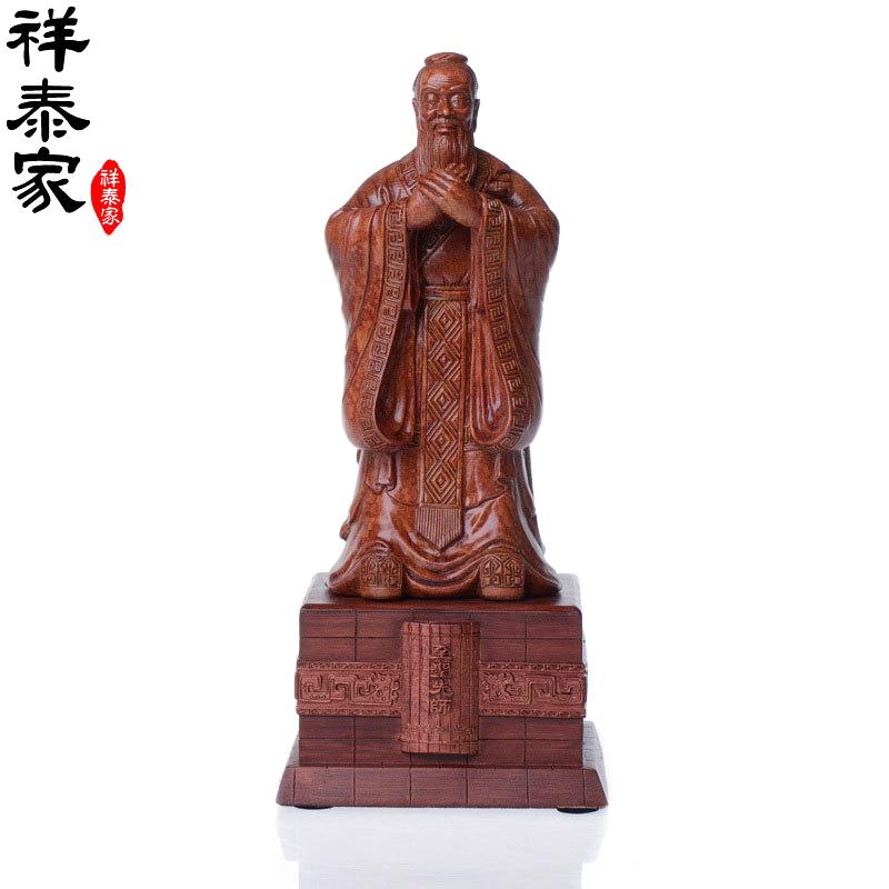 Xiangtai chokecherry sandalwood pen decoration send the teacher gift crafts(China (Mainland))