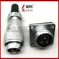 Industrial plug led display plugs ws32 4 core 8 core 10 core 11 core 13 core female