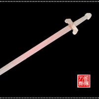 tai chi sword Longquan sword toy performance props singlestick wooden tai chi sword performance sword