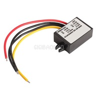 Car Converter 24V To 12V 5A 60W Step Down Module DC To DC Buck Module #gib