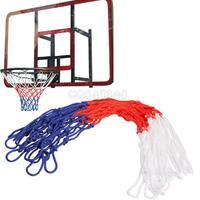 Standard Sports 3mm Nylon Thread Basketball Rim Mesh Net 12 Loops #gib