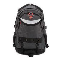 Unme lightening school bag computer backpack male