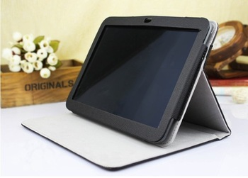 "New Free shipping Luxury perfect Leather Case for Pipo M9 RK3188 Quad Core 10"" Tablet PC Stand Cover Jacket Shell"