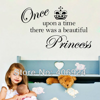 Wholesale Kids Room Wall Quote Decal Stickers Decor Nursery Lettering Saying Wall Art Decal Sticker