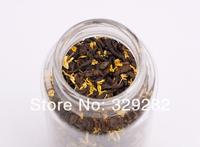 2001 year Royal puer tea,1000g Osmanthus flavor Puerh Tea, Ripe Puer tea with Osmanthus flower,Ripe Pu'er Tea, Free Shipping