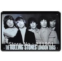 The Rolling Stone London 1965 Retro metal signs 11.8'' X 7.87'' YH-26