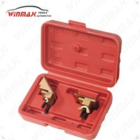 WINMAX Car Engine Belts Installation Removal Tool Kit For Elastic Ribbed Pulley WT04765