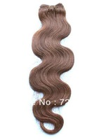 Top quality fashionable virgin remy human queen hair weft