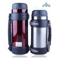 Insulation pot stainless steel vacuum travel pot large capacity thermos wide mouth pot q27