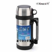 Stainless steel high vacuum flask insulation pot outdoor travel pot hiking pot 1.5l 1.8l