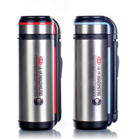 Stainless steel cup vacuum insulation pot thermos bottle thermal pot hot water bottle travel pot outdoor 2l