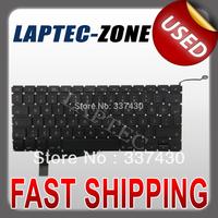 95% NEW LAPTOP KEYBOARD FITS Macbook Pro A1286 Turkish keyboard 2008