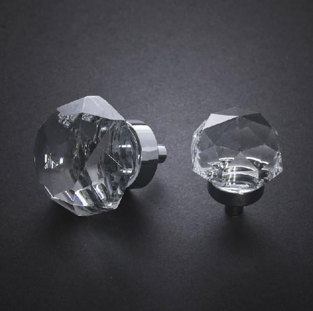 Kristal Keuken Handgrepen : Online kopen Wholesale schitteren kast knop uit China