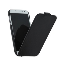 Stripe Flip Leather Case Cover For Samsung GALAXY SIV S4 Retail