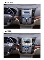 In Dash Car GPS Navigation for HYUNDAI VERACRUZ / IX55 2006  with Multi-point Touch Screen, Radio, DVD, Bluetooth,TV,3G,WIFI