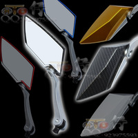 Motorcycle rearview mirror motorcycle refires pieces modified motorcycle accessories scooter reflective mirror ttkoso