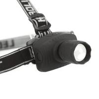 Led headlight glare retractable outdoor zoom headlamp