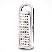 Hallett charge large capacity 50 super bright led portable emergency light lamp yg-3535
