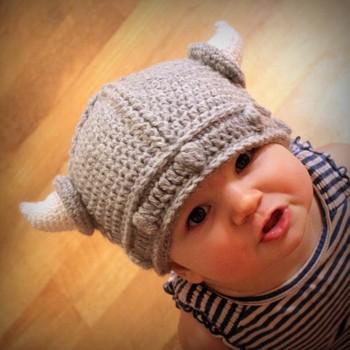 ! Retail Stylish Fashion Cow Shape Design Handmade Crochet Winter Hats for 6-24 ...