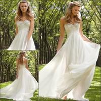 2013 New Arrival Garden Sweetheart Beading A-Line White Chiffon Princess Romantic Wedding Dress