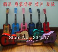 Musical instrument string wooden child steel wire string 23 guitar original suspenders paddles strings