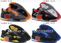 Free Shipping-Air men michael basketball shoes j4 new color good quality jd athletic shoes jd4 sports shoes with box tag