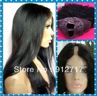 long beautiful silky straight u part brazilian wigs