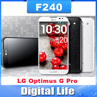 LG Optimus G Pro F240 unlocked original mobile phone Quad-core 2G RAM+ 32G ROM 1.7 GHz 13MP Camera GPS WIFI 4G phone