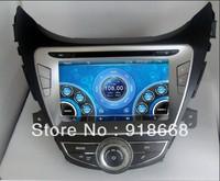 Wholesale In Dash Car DVD GPS for Hyundai Elantra MDAvante 2011 with Multi-point Touch Screen, Radio, DVD, Bluetooth,TV,3G,WIFI