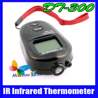 Wholesale 10Pcs/lot DT-300 Pocket Non Contact Digital IR Infrared Thermometer -50 To 300 Degree Centigrade(-58-572 Fahrenheit)