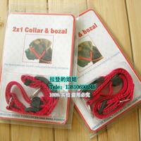 free shipping Muzzle thrombolytic traction belt collar