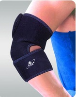 Free Shipping 0611 Waterproof high quality adjustable neoprene elbow brace elbow support elbow pads