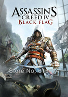 """12 Assassins Creed IV Black Flag 24""""x34"""" inch wall Poster with Tracking Number"""