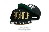 BLOSHITUP Snapback hats 2013 hot sale Ultra texture Grade Leisure cap baseball cap ! Free shipping!!