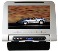 "wholesale in 10pcs/carton 9"" luxury backside headrest monitor;USB port & SD card;build in IR/FM Transmitter;"