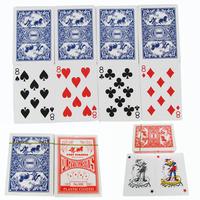 Texas Hold'em poker coach poker dedicated binwang carriage NO.988 High quality cart classic palying cards