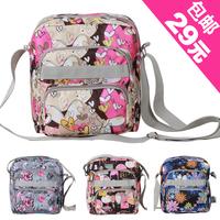 Fashion multifunctional nappy bag Small cross-body Oxford fabric bag mother baby bag