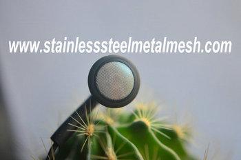 Stainless Steel Earphone Fine Wire Mesh