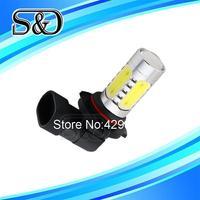 9006 HB4 High Power 7.5W 5LED Pure White Head Tail Fog Driving Car Light Bulb Lamp