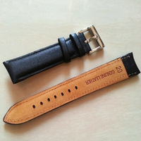 Sophia watch watchband 20mm cowhide mens watch genuine leather watchband