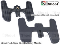 "Flash bracket stand WITH 1/4"" THREAD for Sony HVL-F58AM F56AM F43AM F42AM F36AM"