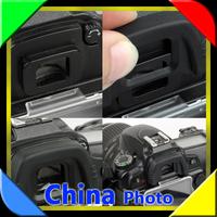 Wholesale 20 PCS Eyecup Eye Cup For Nikon DK-21 D100 D90 D50 D70 D70s