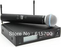 Free Shipping UHF SLX4 Wireless Handheld Microphone System Beta 58
