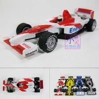 Free shipping Alloy f1 equation automobile race model alloy car WARRIOR car model toy soft world