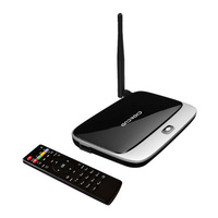 Android 4.2 2G DDR3 Quad-Core A9 8G HD TV Box 1080P WIFI HDMI RJ45 Media Player