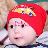 2013 New Arrival Cotton Infant Hat Skull Cap For children racing hat Toddler Infant Balaclavas Baby Boys & Girls 5 Colors choose