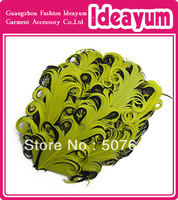 Nagorie Pads,Curly Feather Pads,Nagorie Curled Feather Pad For Headband 60pcs/lot
