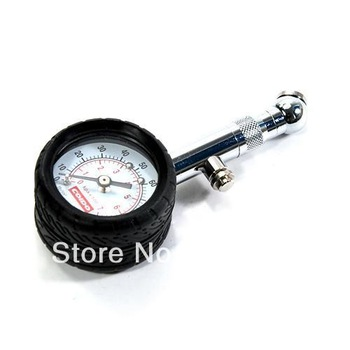 10pcs/hot 2013 New High-Precision Mechanical Car Tire Gauge/Air Gauge/Load Cell Table + Free shipping