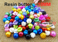 200PCS pearl RESIM button 10MM sweater KIDS buttons MIXED BULK clothes findings R-081