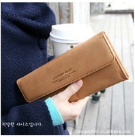 Korean version of the new multi-functional fashion women wallet Long Wallet  201306WB365